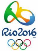 Logo Olimpiadas Rio 2016