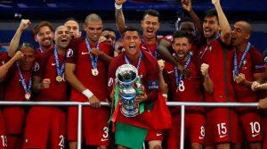 Portugal campeao EuroCopa 2016